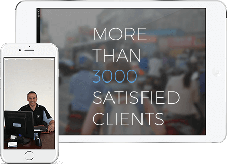 More Then 3000 Satisfied Clients